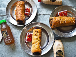 On A Roll - Finding Sydney's Best Sausage Roll!