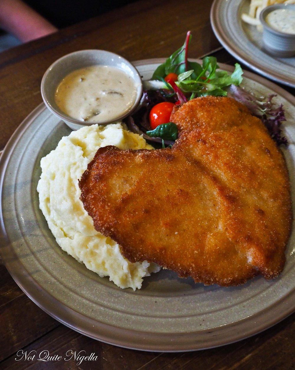 Best schnitzel Sydney