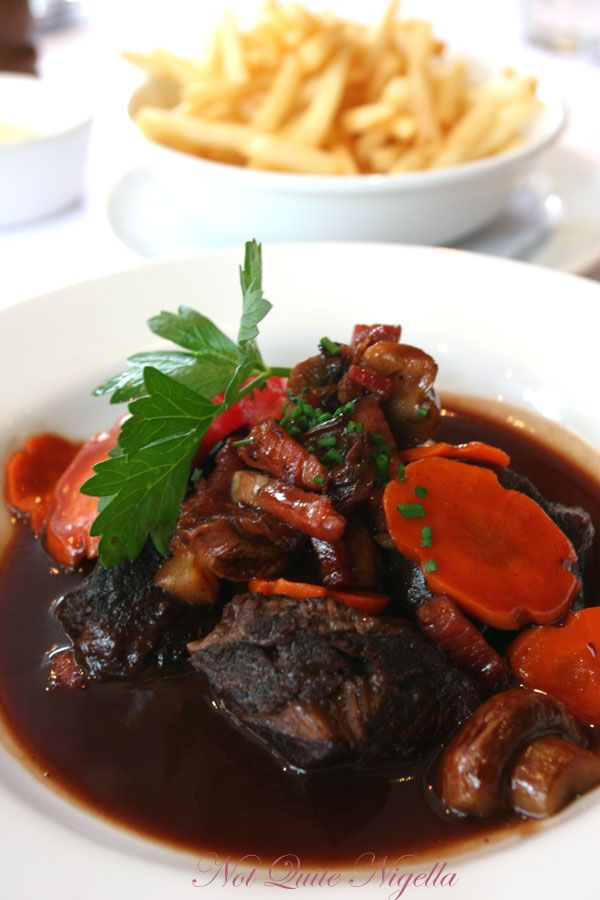Sel et Poivre at Darlinghurst-beef cheeks