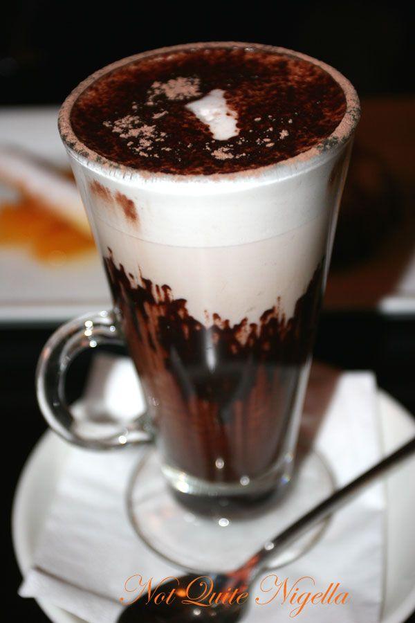 SeLah at Circular Quay Hot chocolate