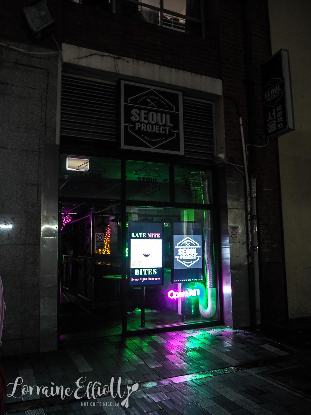 Seoul Project Sydney