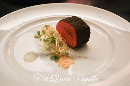 sepia restaurant ocean trout