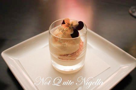 sepia restaurant pre dessert