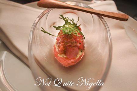 sepia restaurant tuna tartare