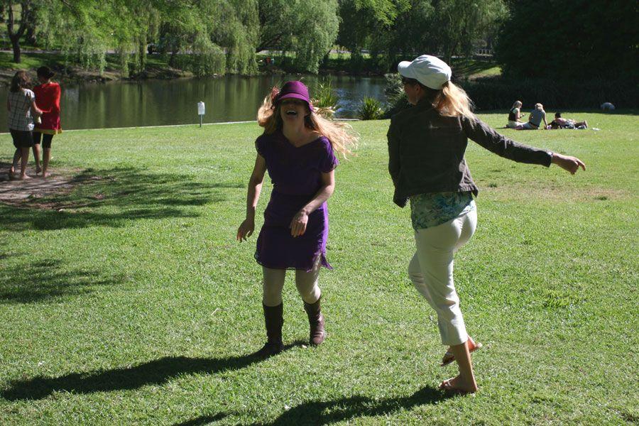 September Springtime Picnic at Centennial Park