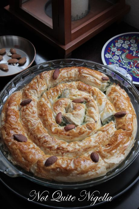 serpent coil recipe