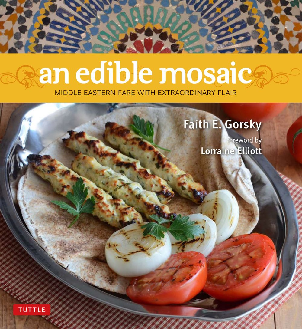 Christmas Gifting: Sesame Snaps & Win 1 of 10 Copies of An Edible Mosaic!