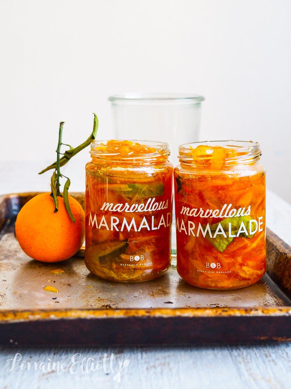 Seville Orange & Kaffir Lime Marmalade