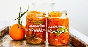 Pucker Up For Seville Orange & Kaffir Lime Marmalade