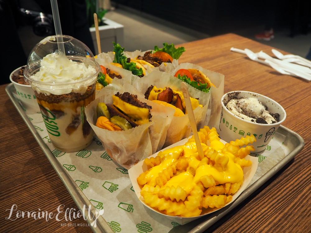 Shake Shack review