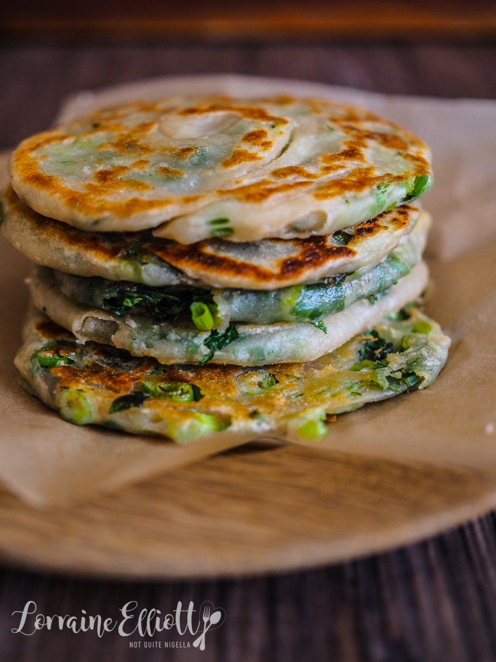 Scallion or Shallot Pancakes