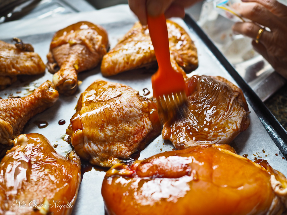 Easy Shandong Chicken recipe