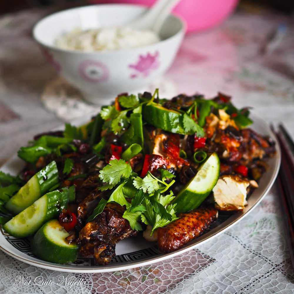 Easy Shandong Chicken recipe
