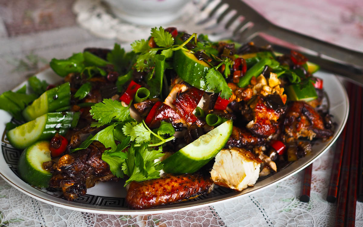 Shandong Shantung Chicken Recipe Not Quite Nigella
