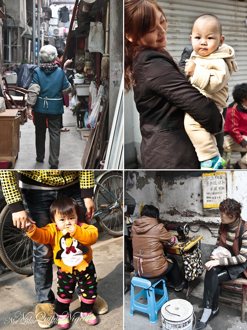 Shanghai Sidecar Tour