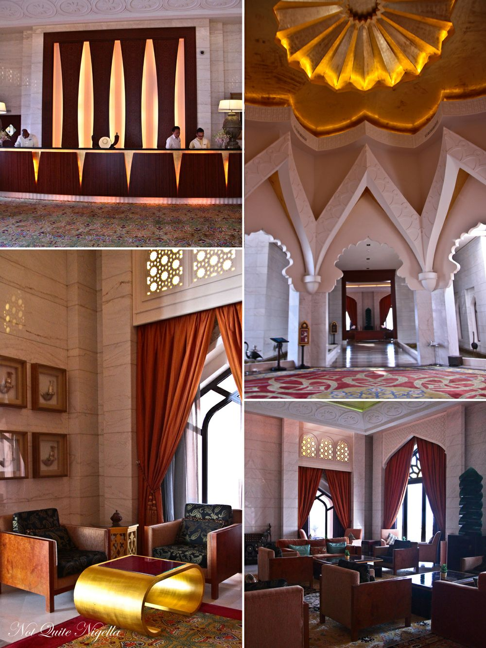 Shangri-La Barr Al Jissah Al Husn, Muscat, Oman