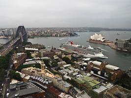 A Staycation at the Shangri-la Hotel, Sydney