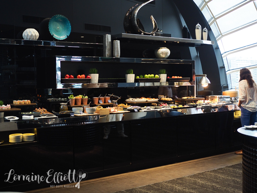 Sheraton on the Park Hotel Review