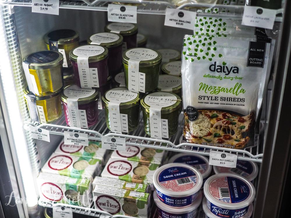 Vegan Deli & Cafe Shift Eatery, Surry Hills