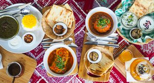 Persian Delight - Shila Kitchen, Balmain