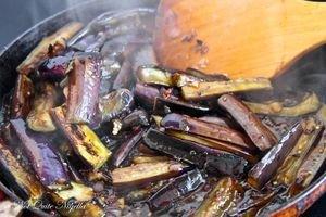 Scrumptious Sides: Sichuan Eggplant