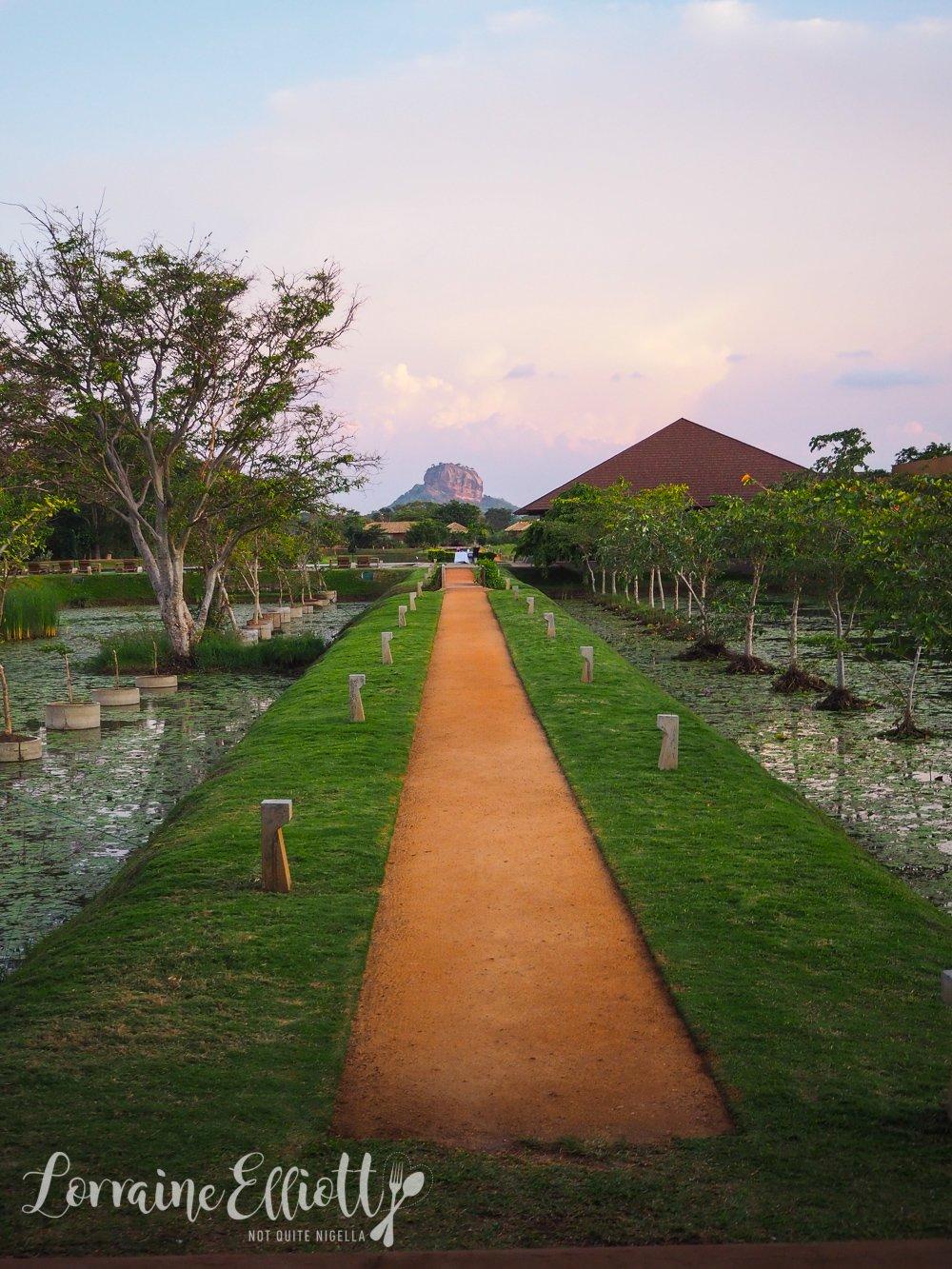 Sigiriya, Sri Lanka Water Garden