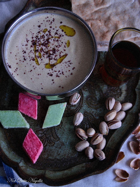 hummous recipe