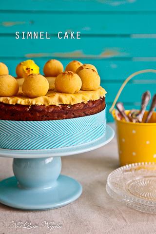 Simnel Cake Recipe — Dishmaps