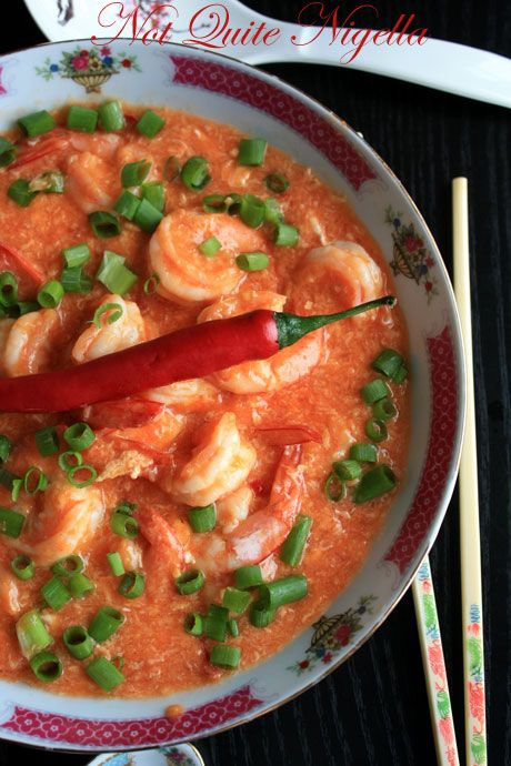 singapore chilli prawns 5