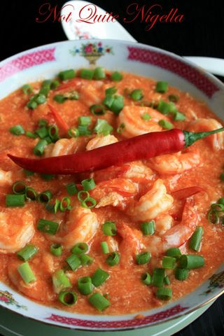 singapore chilli prawns 3