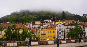A Fairytale Birthday In Sintra, Portugal
