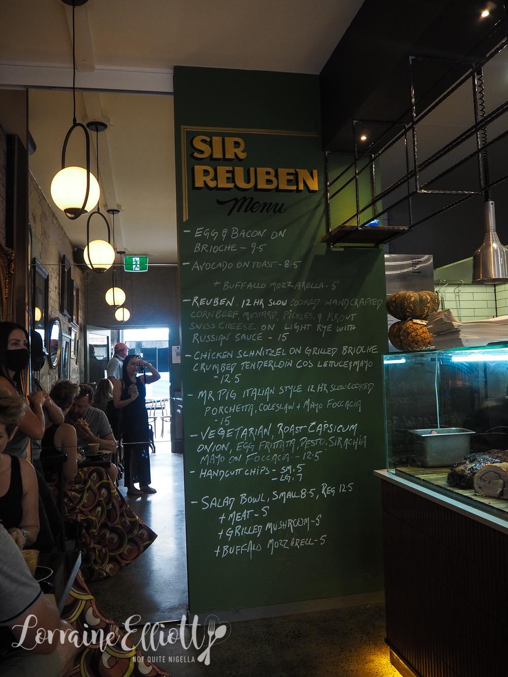 Sir Reuben, Rozelle