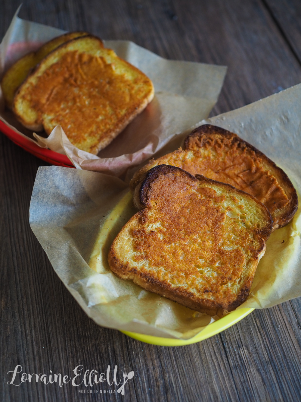 Sizzler Cheese Toast Recipe