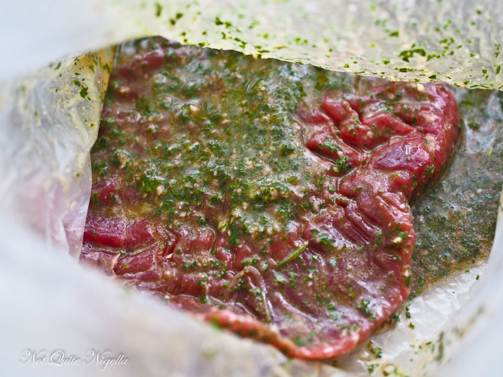Skirt Steak Recipe