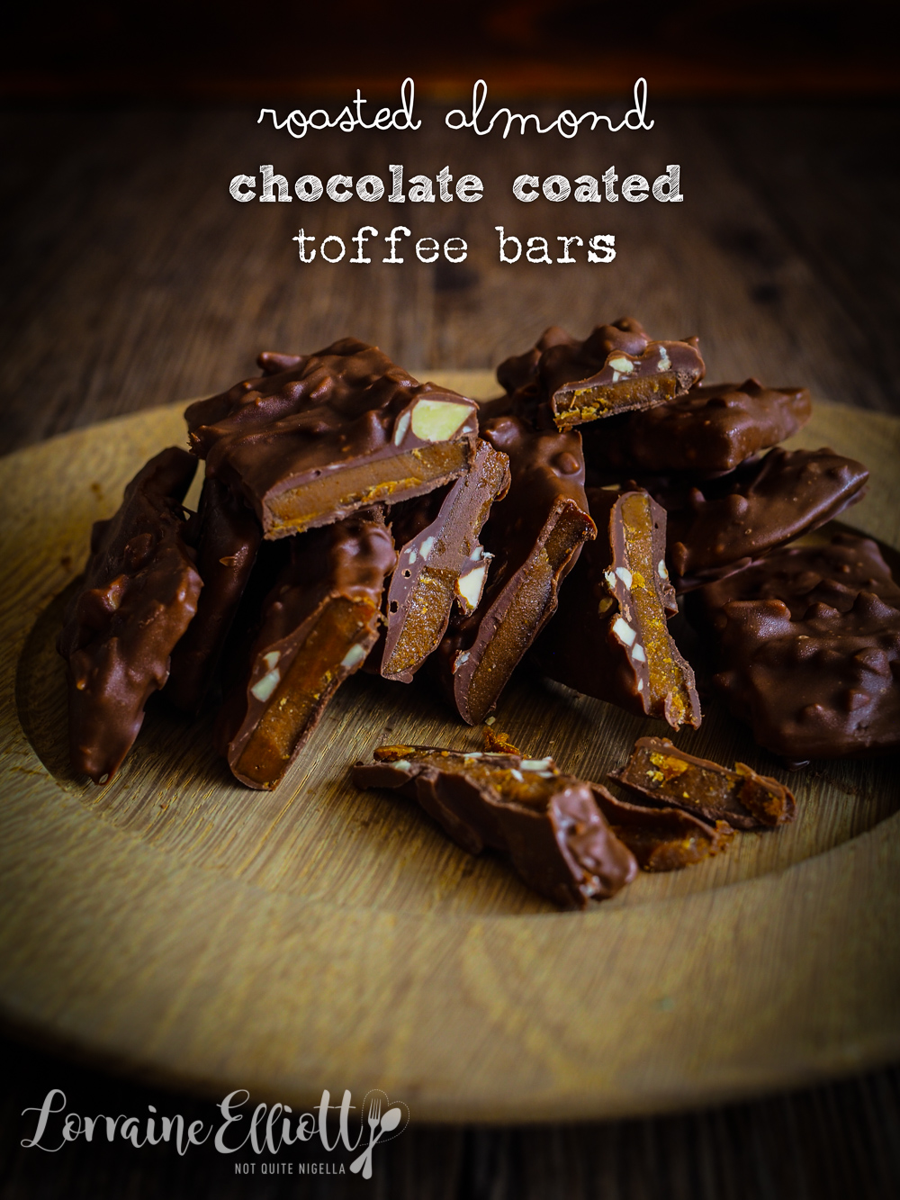 Almond Toffee Skor Chocolate Bars