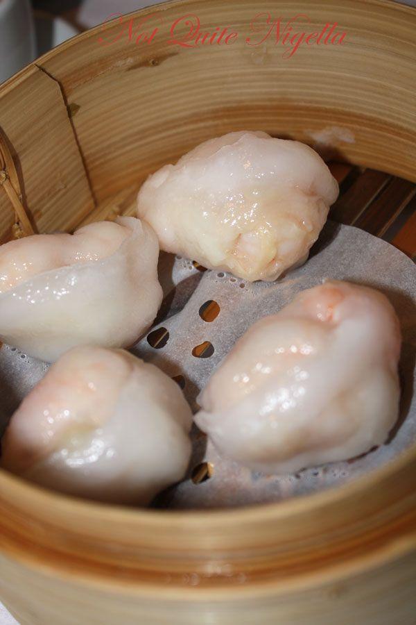 Sky Phoenix at Skygarden Scallop dumpling