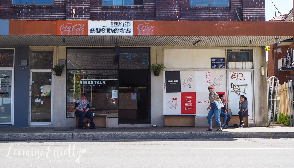 Small Talk Coffee, Dulwich Hill