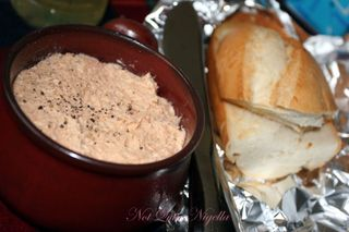 Smoked Trout Pâté from Nigella Express
