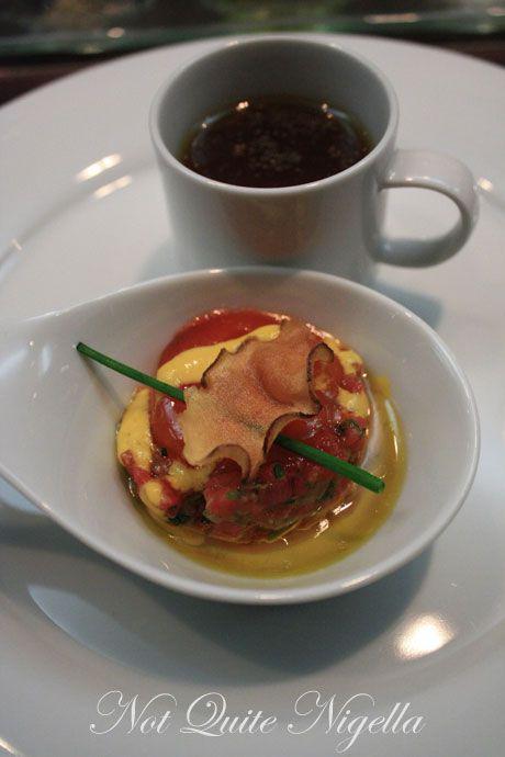 kulinarium 7 vienna austria beef tartare