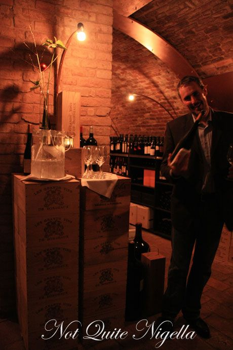 kulinarium 7 vienna austria cellar