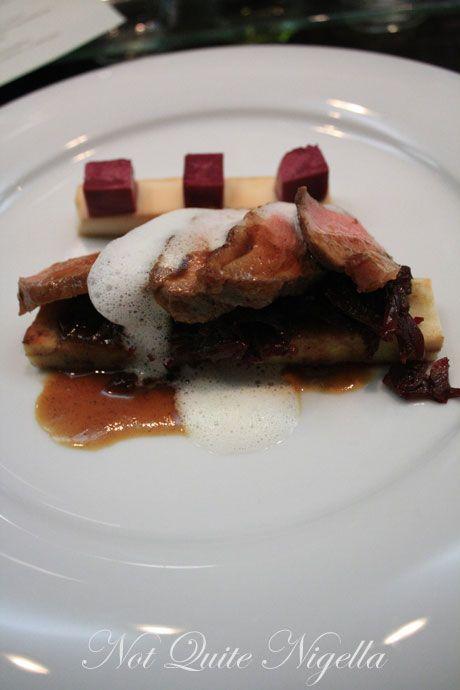 kulinarium 7 vienna austria duck