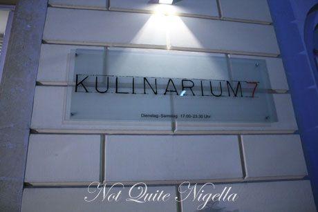 kulinarium 7 vienna austria sign