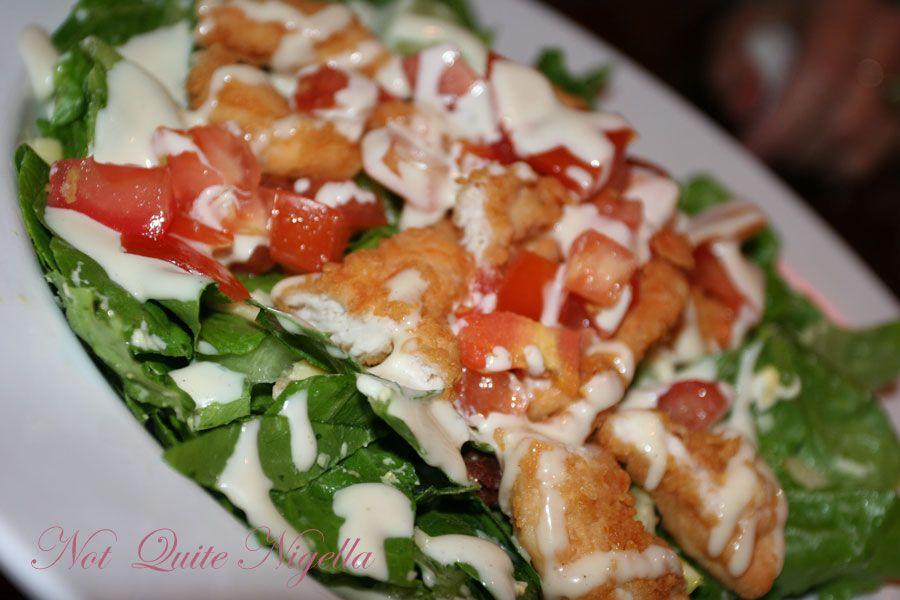 Hooters- Cobb salad