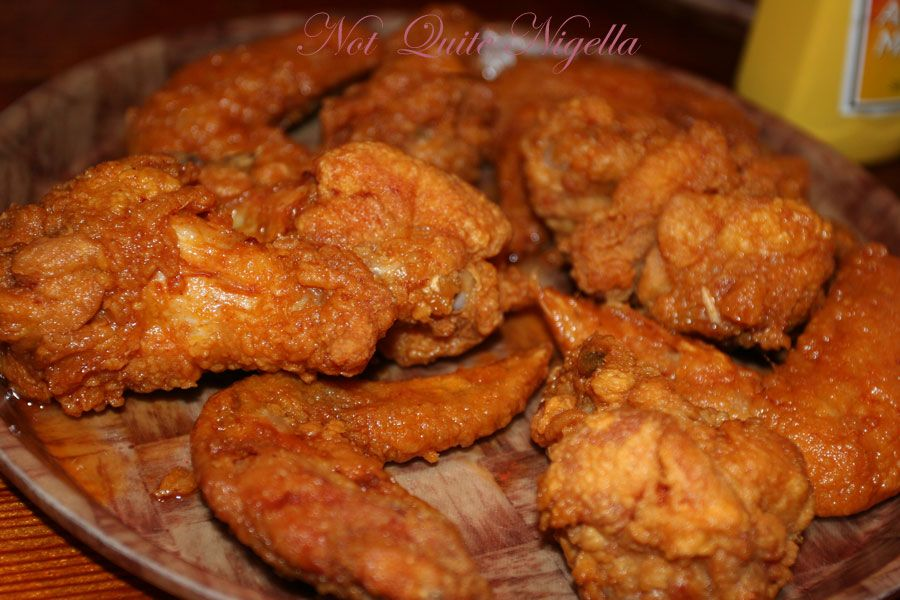 Hooters Buffalo wings