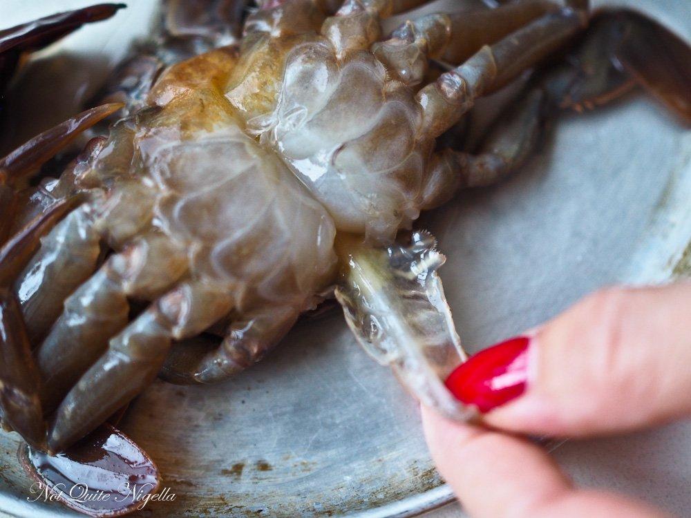 Soft Shell Crab Recipe