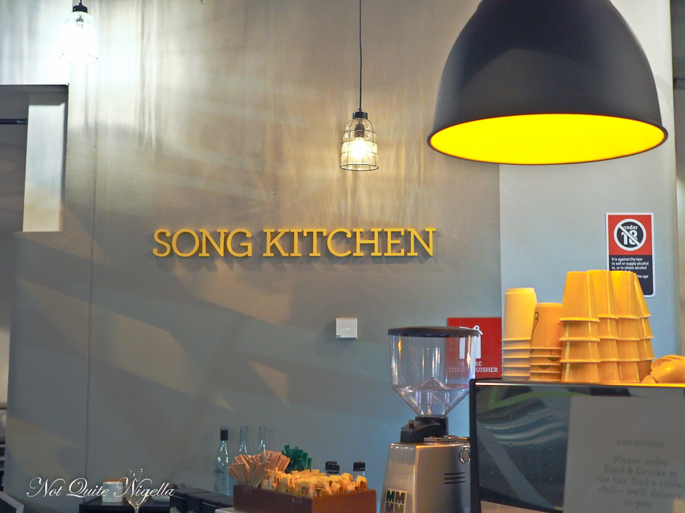 Song Kitchen Review