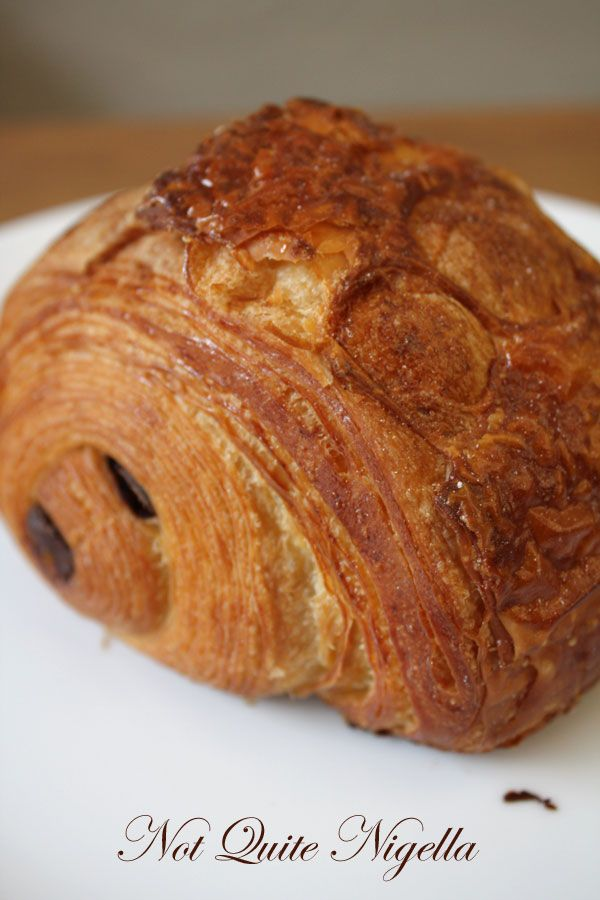 Sonoma Bakery Cafe at Glebe Chocolate Croissant