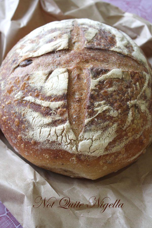 Sonoma Bakery Cafe at Glebe Olive bread