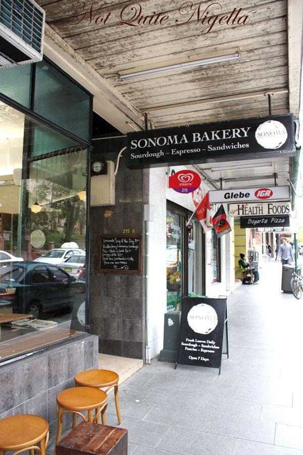 Sonoma Bakery Cafe at Glebe