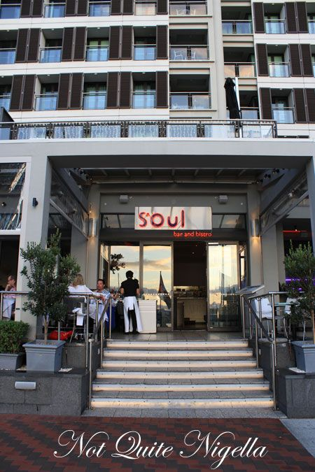 soul, auckland, outside